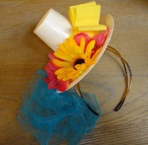 Making Kentucky Derby Hats.These are easy, inexpensive and creative. A great project to do with elderly loved ones and kids. Then wear them to a Kentucky Derby party  - or make them for interesting party hats for other occasions.
