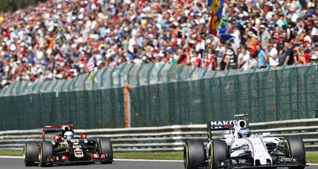 Se confirmó alineación de pilotos de Williams para la Temporada 2016