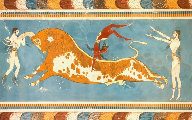 Things not to miss in Greece | KNOSSOS PALACE, CRETE