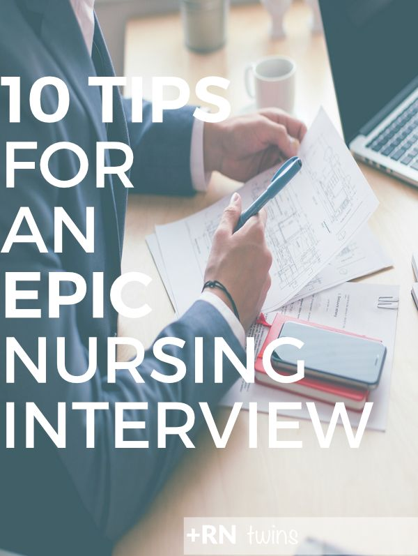 Congrats on landing the interview, RN!  Are you ready to make an amazing impression during the interview and earn the job?  If you're not sure how to leave a lasting impression, no worries! We've got 10 of the best tips for a great interview to seal the deal! Click through now to read!