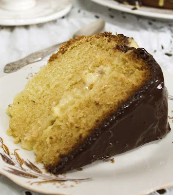 Boston cake este o prajitura delicioasa