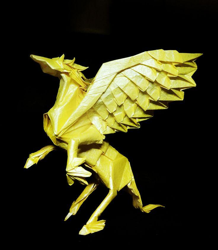 Pegasus designed by Nicolas Gajardo Henriquez by icarus0407