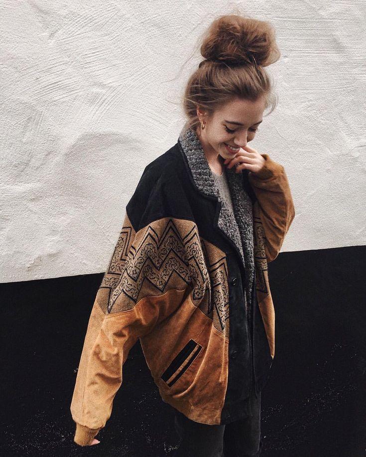 My boyfriend bought a jacket. Did you own it today?- abe meinem Freund eine Jack…