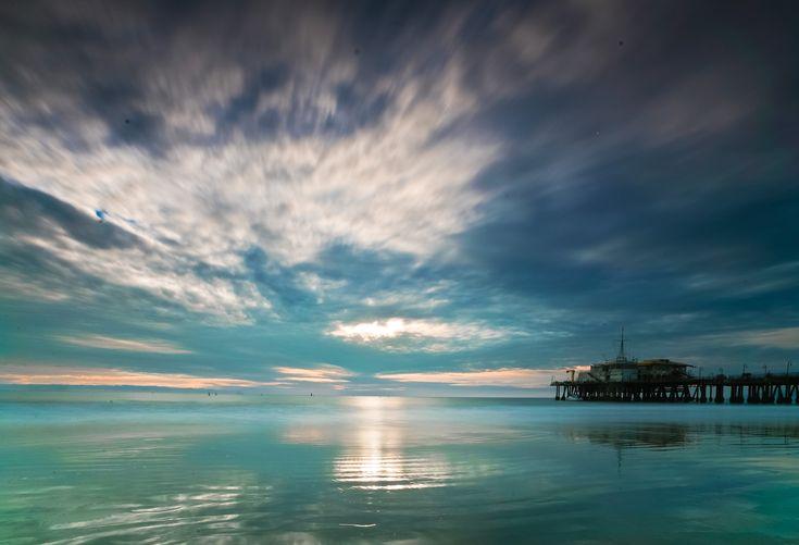 Santa_Monica_pier,_dusk.jpg (3723×2536)