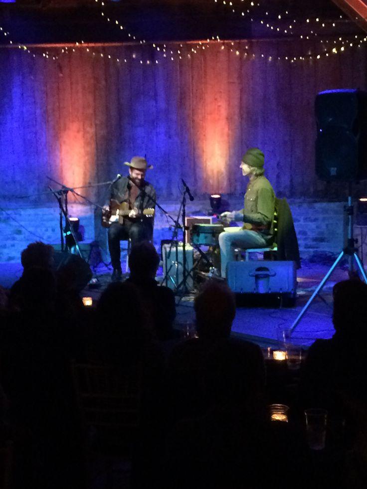 #jeffreyfoucault playing at #inchyraartsclub on 29th January 2015