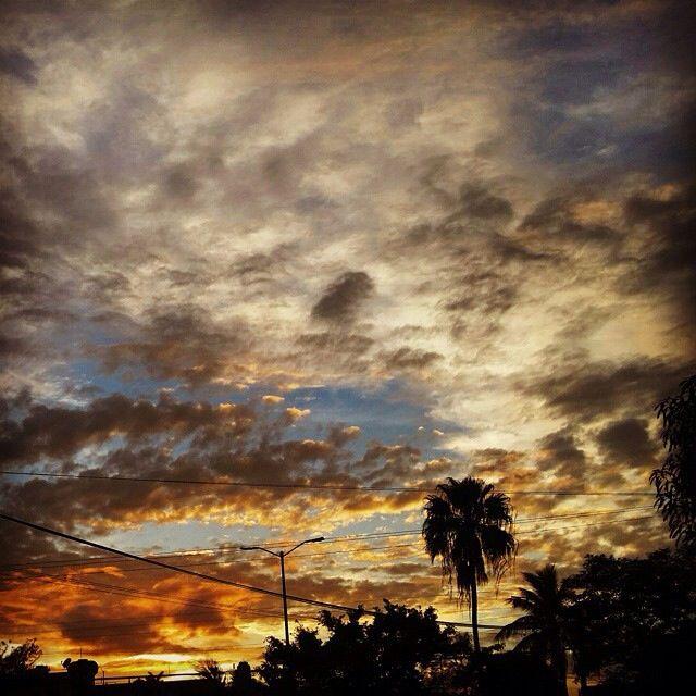 #sunset. Lizardi. Tampico Hermoso.
