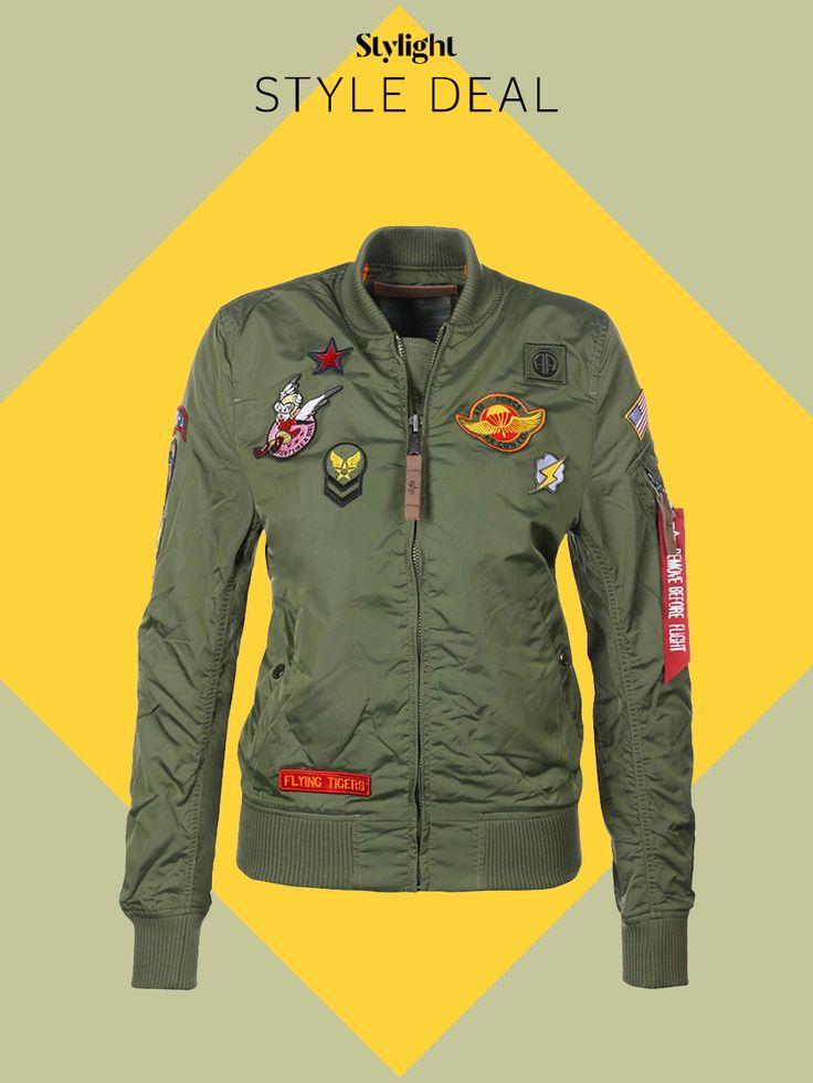 Bomber in saldo? Con lo Stylight Style Deal arricchite il vostro guardaroba con le tendenze moda del momento a prezzi super speciali!