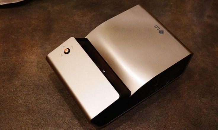 LG PH450UG – mały projektor z dużymi możliwościami