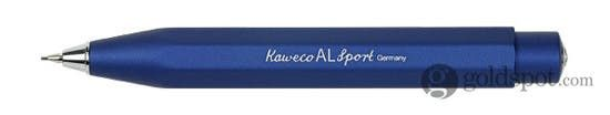 Kaweco AL Sport Matte Blue .7mm Pencil