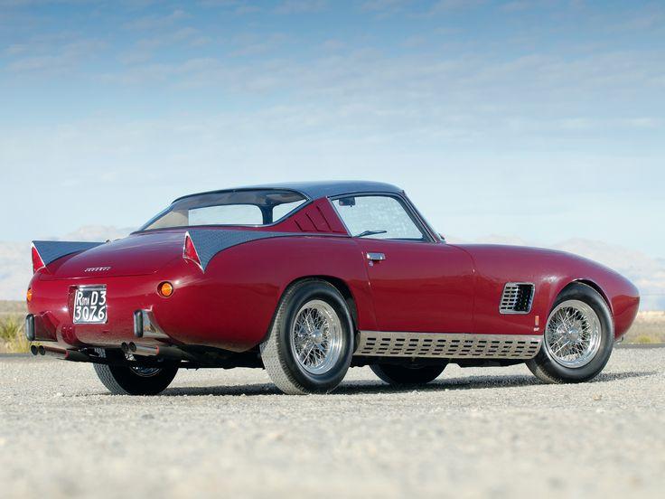 Ferrari 410 Superamerica Berlinetta (#0671SA) '1956