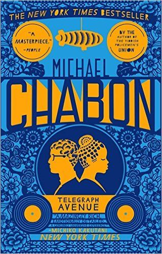Telegraph Avenue: Michael Chabon: 9781554682089: Books - Amazon.ca