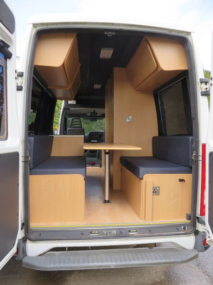 Iveco Daily Camper. Professional conversion, never used. 43k miles. Twin beds. in Cars, Motorcycles & Vehicles, Campers, Caravans & Motorhomes, Campervans & Motorhomes | eBay