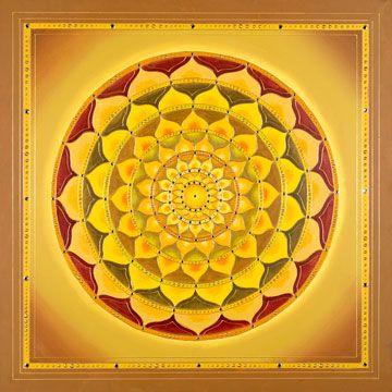 Mandalas.com--The Art of Paul Heussenstamm