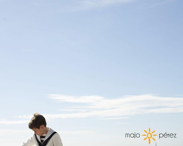 fotos de comunión en playa de burriana