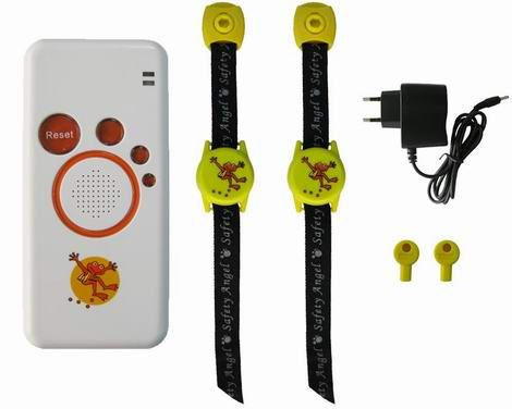 Safety Angel Pool Alarm - Two Wristbands