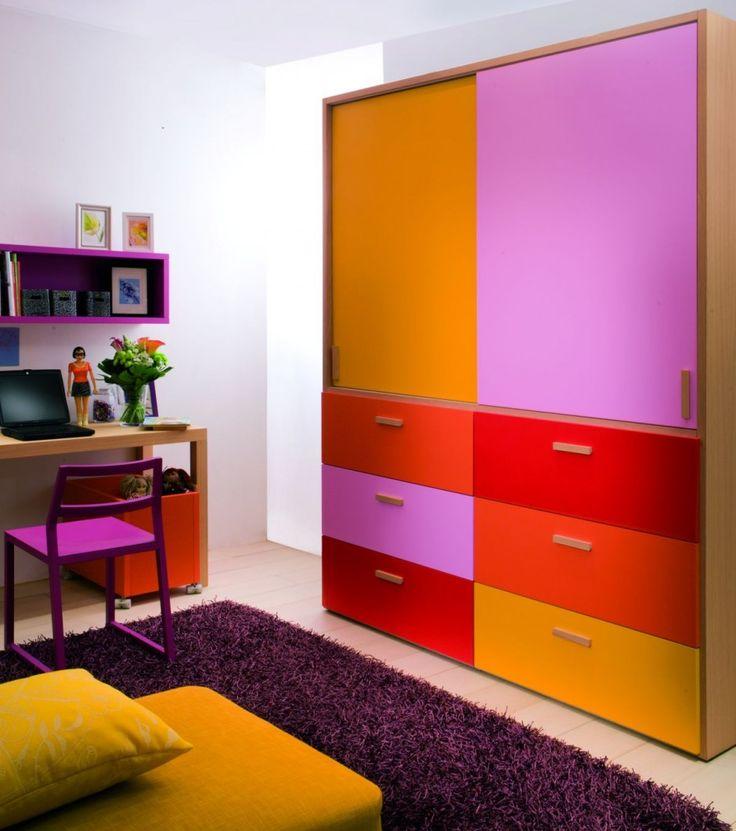 Kids Bedroom Wardrobe 15 best kids' wardrobes images on pinterest | funky furniture