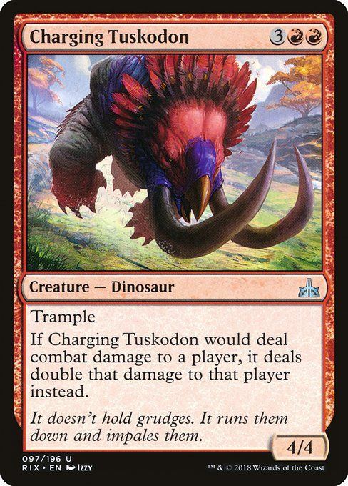 edhrec  dinosaur tribal  magic the gathering cards the