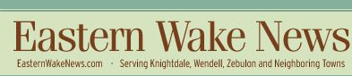Eastern Wake News 110 N. Arendell Ave Zebulon, NC 27597 (919) 269-6101 Fax: (919) 269-8383  Your Home. Your News.  The Eastern Wake News is the hometown paper for Knightdale, Wendell and Zebulon. It publishes on Wednesdays and Sundays.  The staff is dedicated to creating an informative, vital and independent newspaper that mirrors the people...