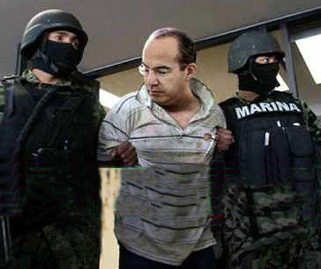 Felipe Calderón. Una histérica alharaca ha levantado el señor Felipe Calderón* como resultado de la decisión soberana de Cuba de negarle la v