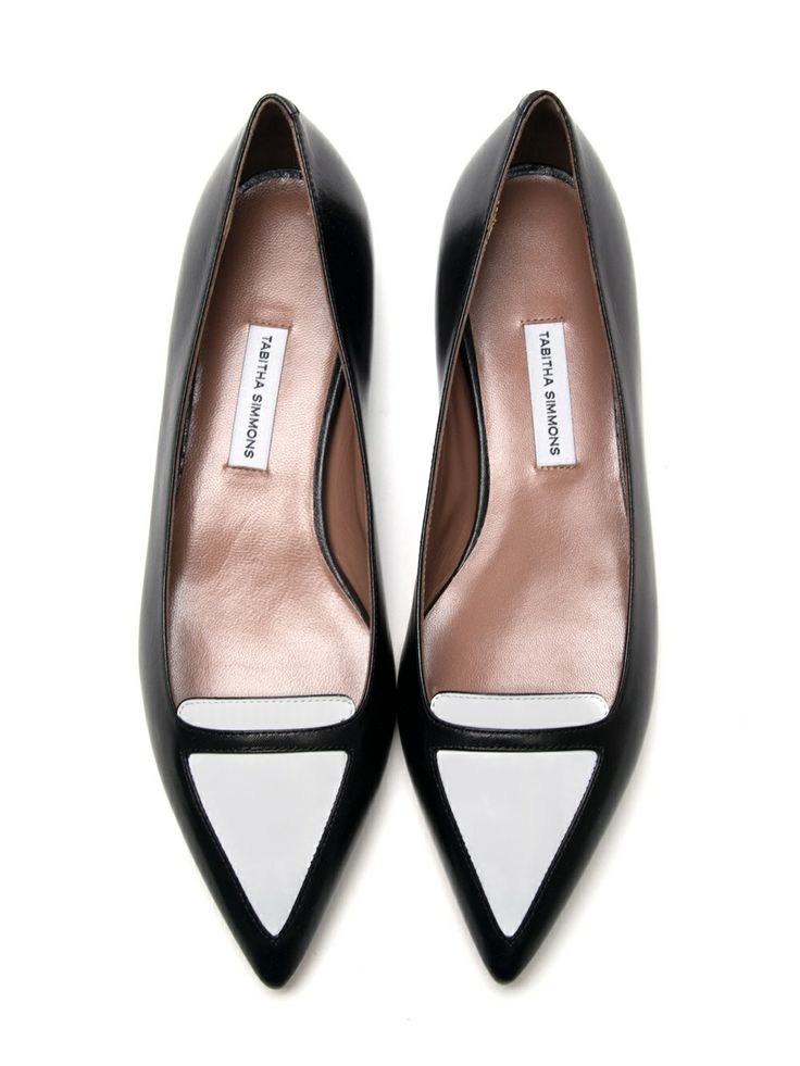 Shop TABITHA SIMMONS  'Alexa' loafer from Farfetch