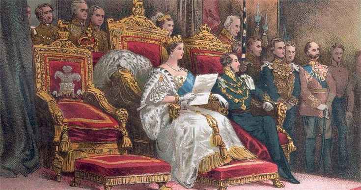 Moments from the Life and Reign of Queen Victoria of Great Britain