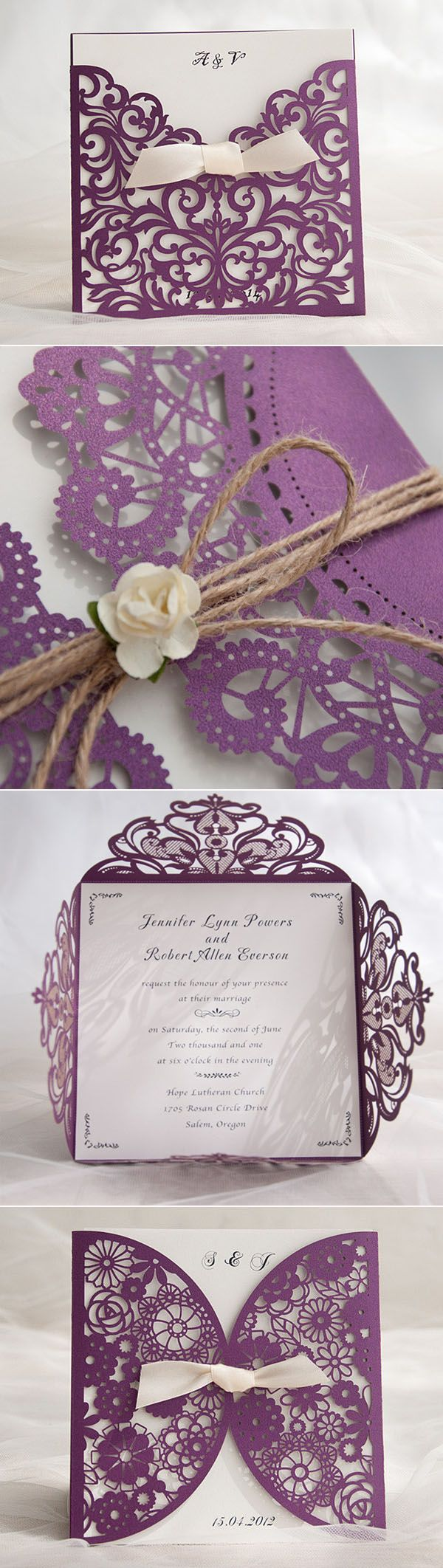 10 Hottest Wedding Invitation Trends for 2016