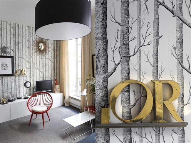 266 best Woods by Cole & Son images on Pinterest | Paint, Wallpaper ...