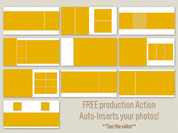 Wedding Al Template Free Production Actions That Will Re Size For Whcc 12x12