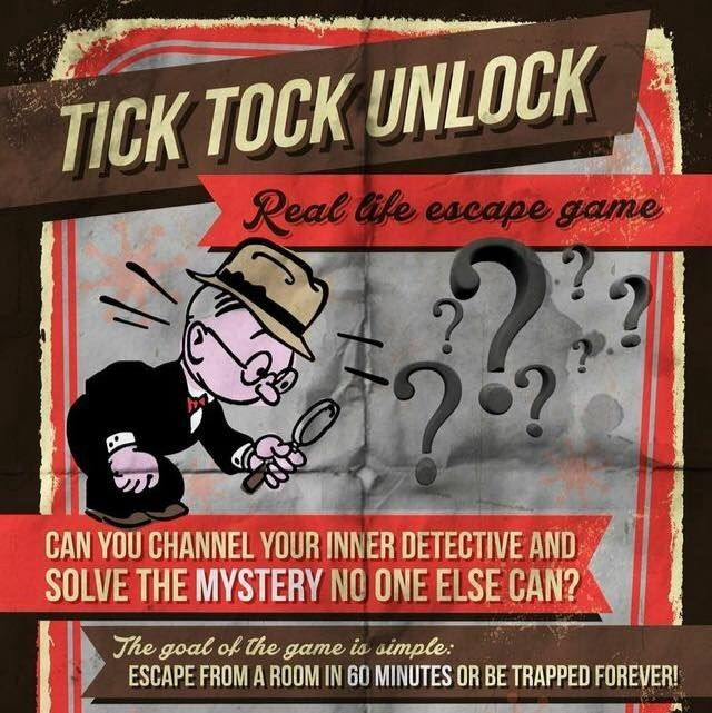 Tick Tock Unlock Glasgow Leeds And Liverpool Co Rainjo