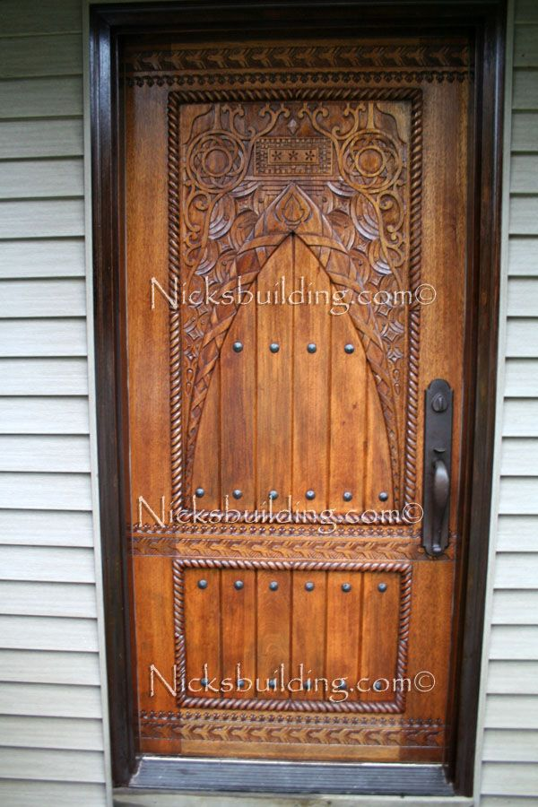 Hand Carved Door Exterior Carved Door Wood Carved Entrance Door Make Your Home Have A