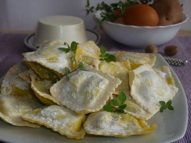 tortelli o ravioli di patate