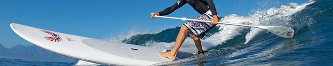 Paddleboards. The newest of the board-sports, S.U.P. boards are blowing up at The House! Get on the train with an awesome board from Bic, JP, Mistral, Starboard, Surftech and more. It doesn't matter if you live on a calm flat lake or by an ocean break these boards are super versatile. 29 years of great prices-selection-outstanding service.