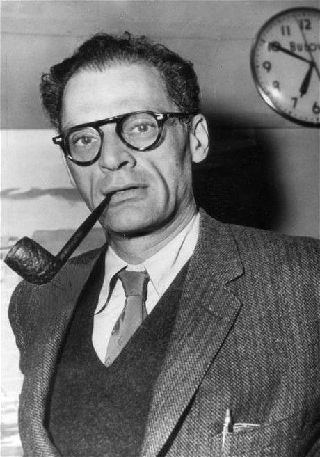 Arthur Miller in his own words: from McCarthyism to Marilyn Monroe - Telegraph