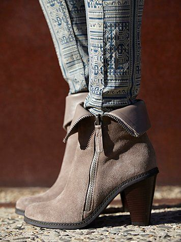 Free People Remedy Zip Boot