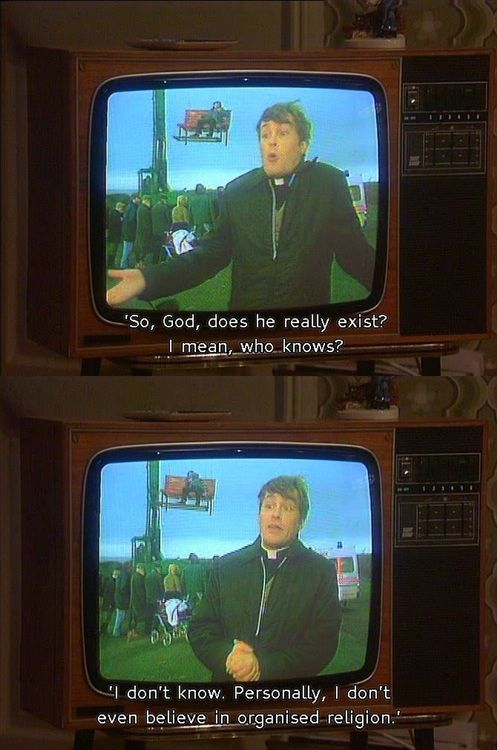 Father Ted - Dougal