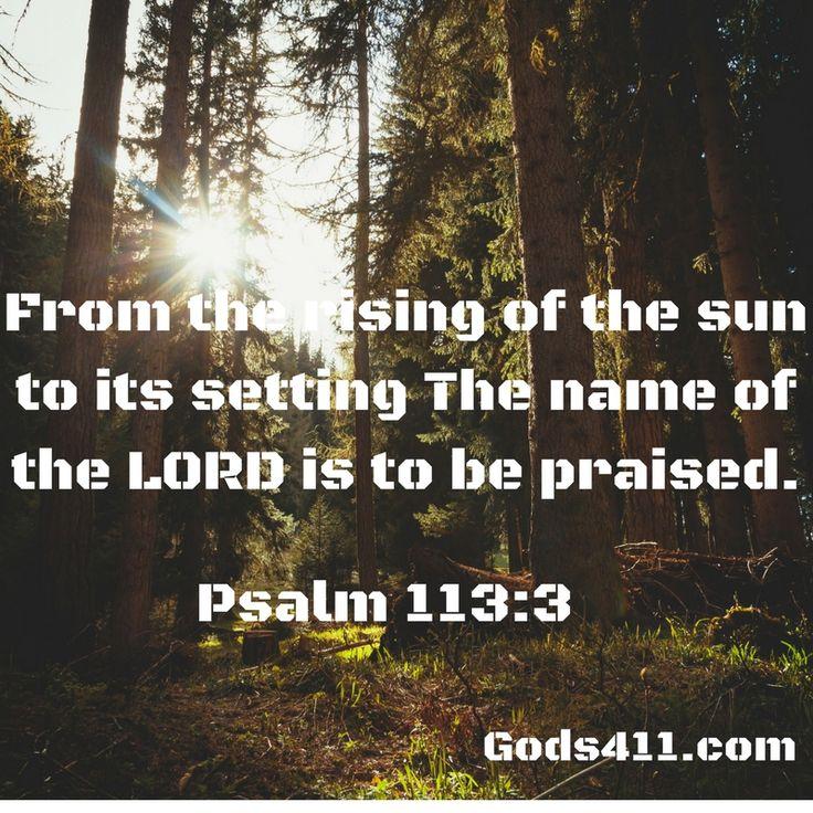 Psalm 11:3 - Bible Verses