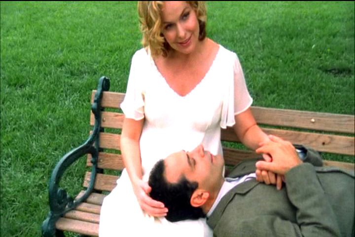 Trudy and Adrian Monk: sweetest love story ever...... Don't even begin to compare it to Twilight......