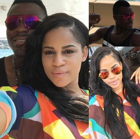 Footballer Emmanuel Emenike confirms he's dating Iheoma Nnadi - http://www.thelivefeeds.com/footballer-emmanuel-emenike-confirms-hes-dating-iheoma-nnadi/