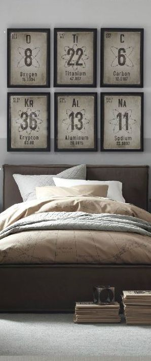 Bedroom - Industrial chic meets Breaking Bad (re-pinned photo RW Hayes)