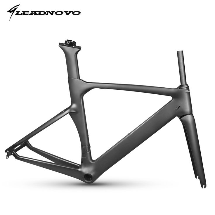 ==> [Free Shipping] Buy Best 2017 EPS carbon road bike frame carbon fibre integrated aero road cycling race bicycle frameset with stem taiwan bike LEADNOVO Online with LOWEST Price | 32798655390