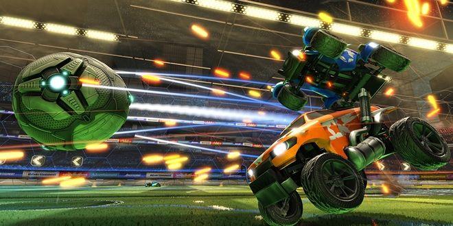 Rocket League'e yeni güncelleme geldi!