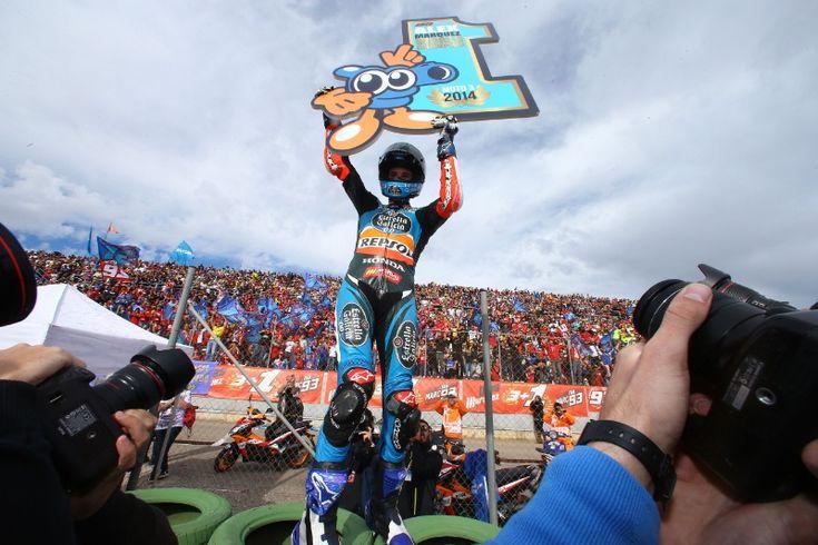 Alex Marquez, Moto3, Valencia MotoGP 2014