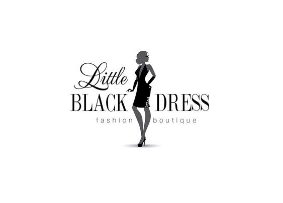 Fashion logo design  Woman Illustration  Little by lovedesigning  #logodesign #graphicdesign #graphic #design #logodesigner #illustration #fashion #ladyinblack #stylish