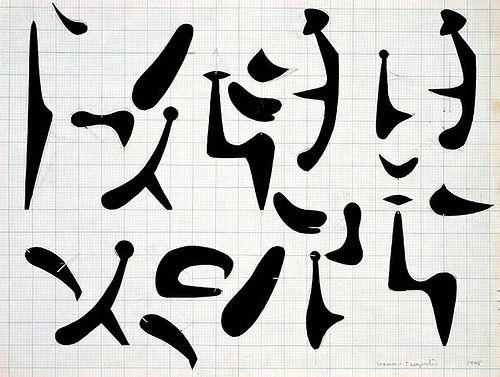 Isamu Noguchi, Worksheets for sculpture