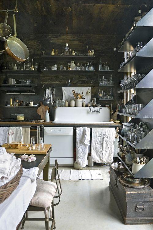a hardworking kitchen