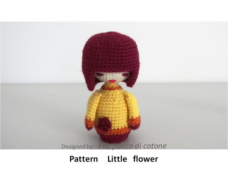 326 best images about Crochet - Japanese Dolls ! on ...