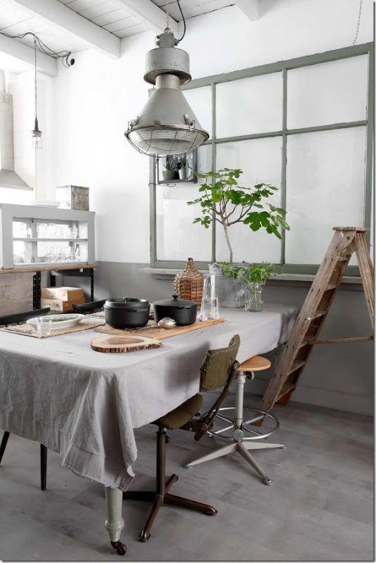 Oltre 25 fantastiche idee su stile industrial chic su for Nordic style arredamento
