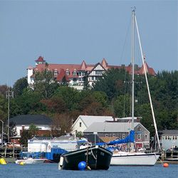 Real Estate listings and information for properties in St. Andrews and surrounding areas near the Bay of Fundy.