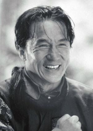 Jackie Chan. You can't hate this guy.