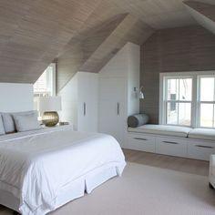 Ultra Cozy Loft Bedroom Design Ideas - Sortra